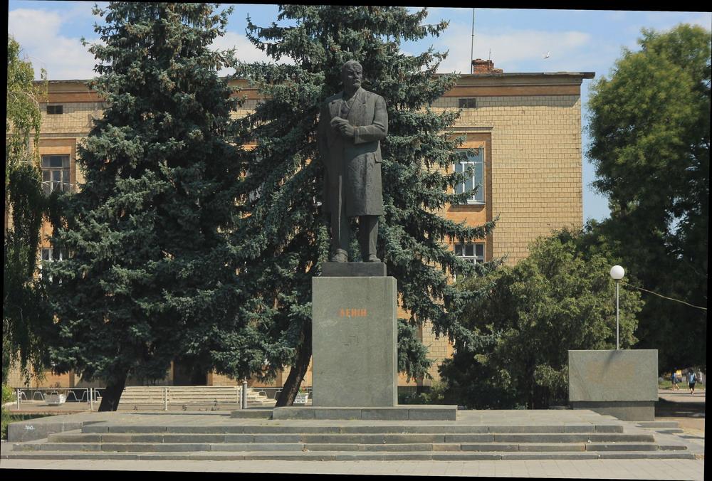 Ленін в Смілі