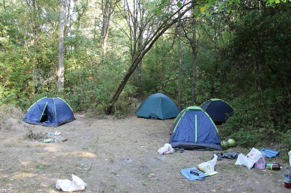 Палатка з Епіцентру
