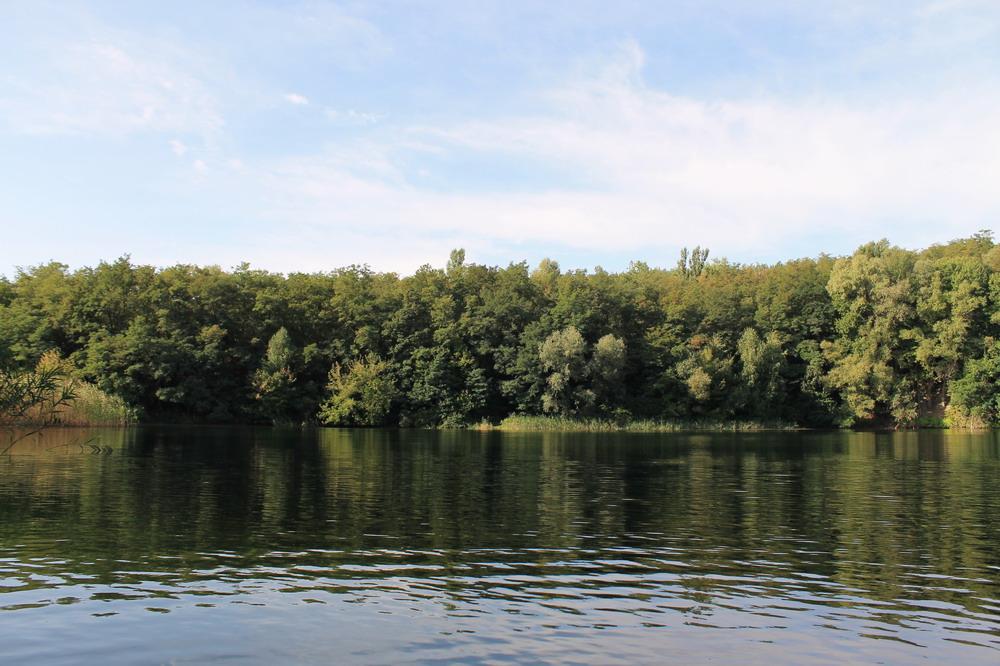 озеро Звенигородський район