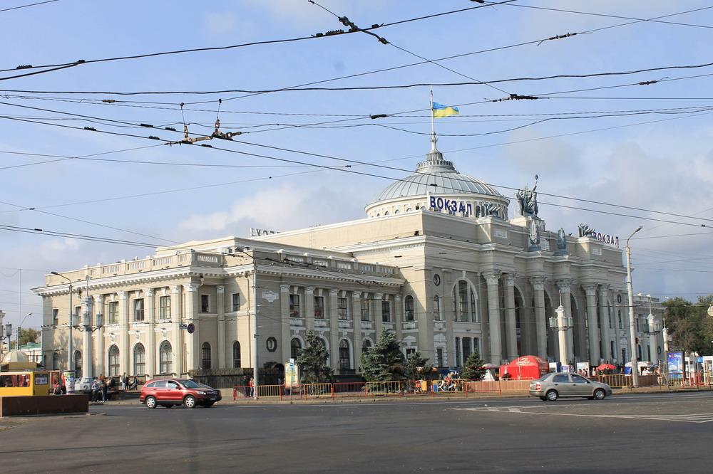Одеса вокзал