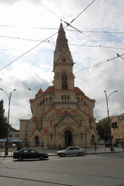 Центральний лютеранський катедральний собор України Св. Павла
