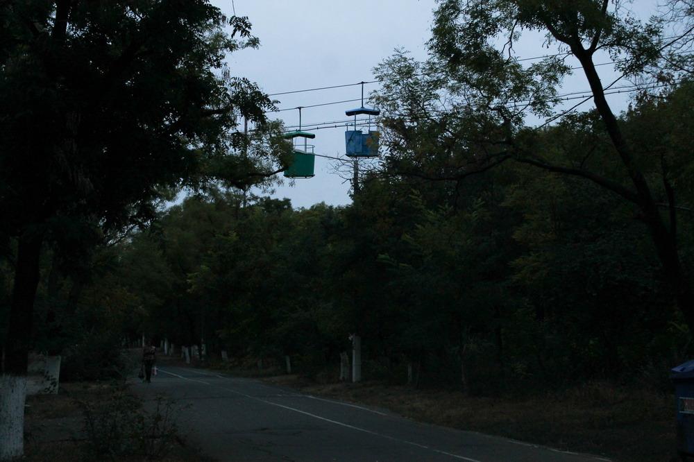 канатна дорога Одеса