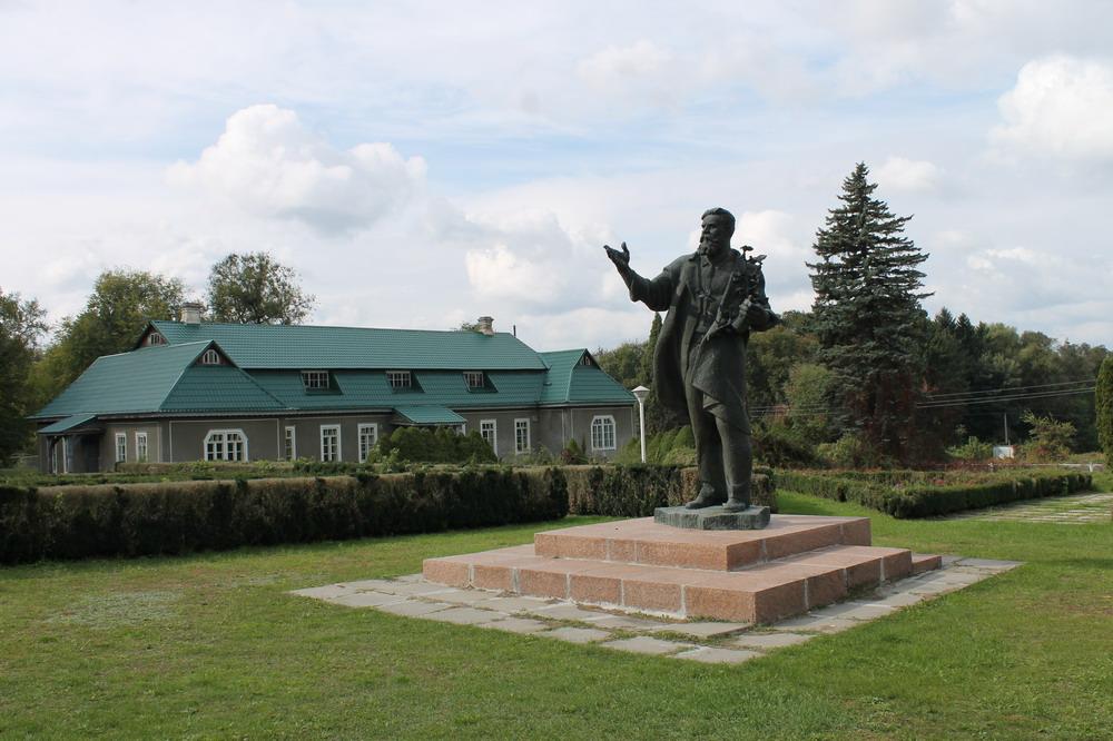Лабораторний корпус Інститут помології ім. Л.П.Симиренка НААН