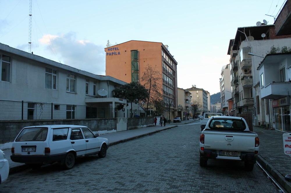 Турція 2013: Хопа