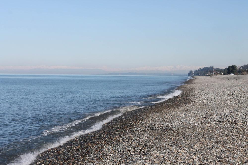 Чорне море Батумі