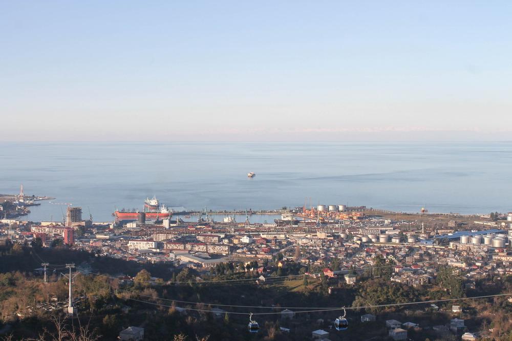 Панорама Батумі