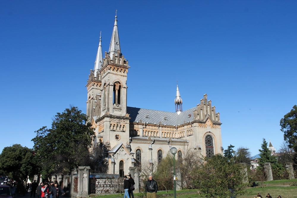 Кафедральний собор Пресвятої Богородиці в Батумі