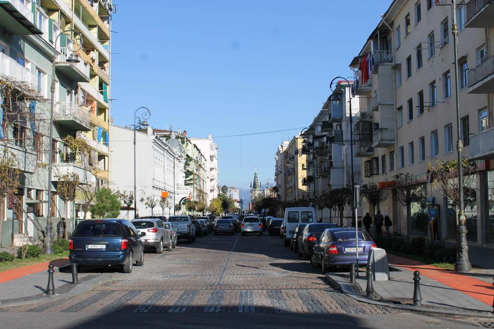 Батумі: вулицями міста