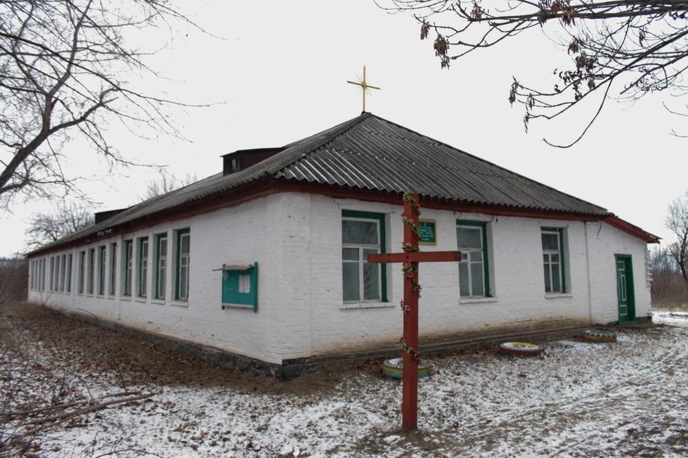 Церква с. Стецівка