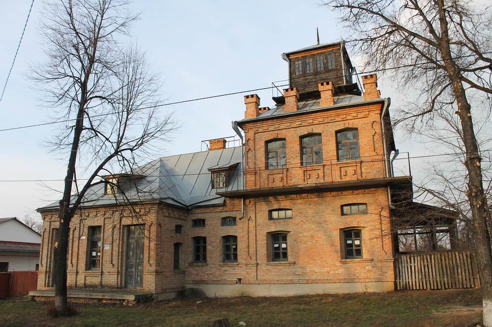 Будинок Агатангела Кримського