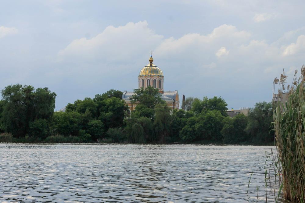 Покровський собор в місті Сміла