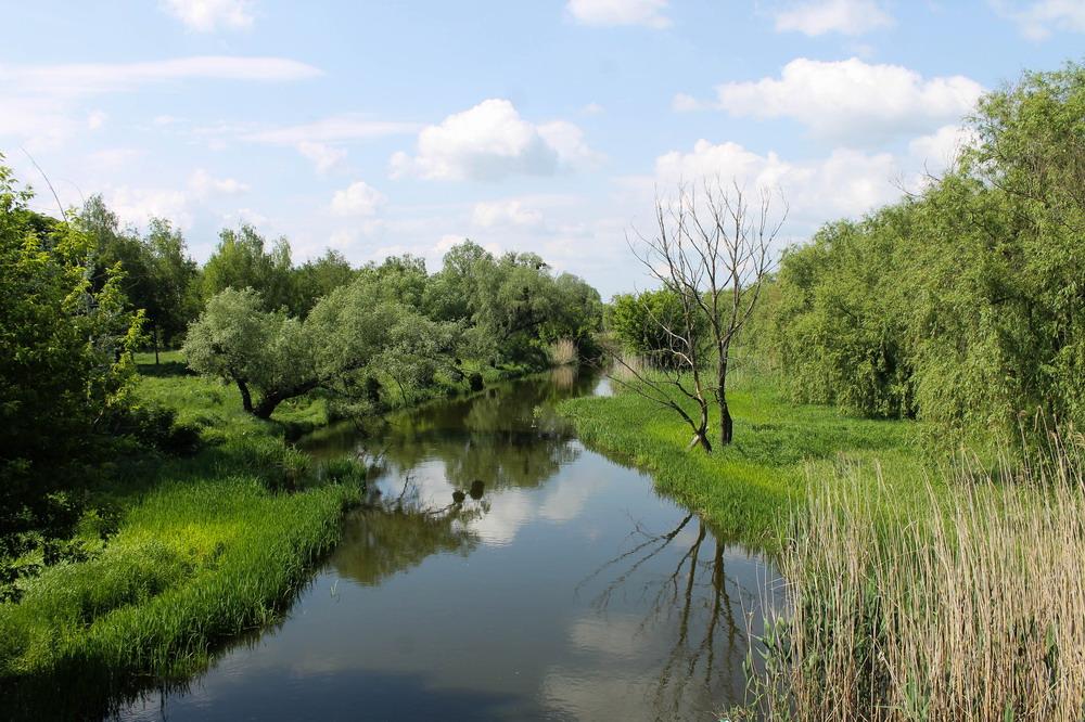 річка Тясмин в Смілі