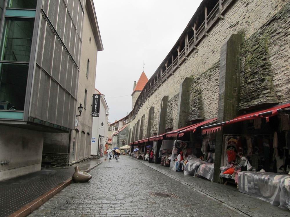 Tallinn: вулицями міста