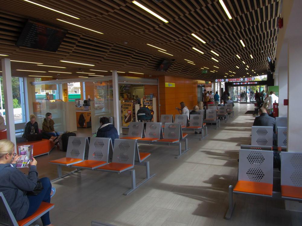 Таллінн автовокзал