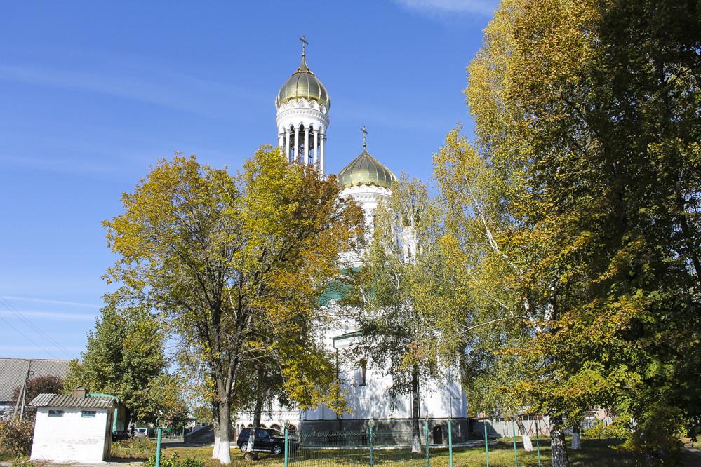 Хутори церква