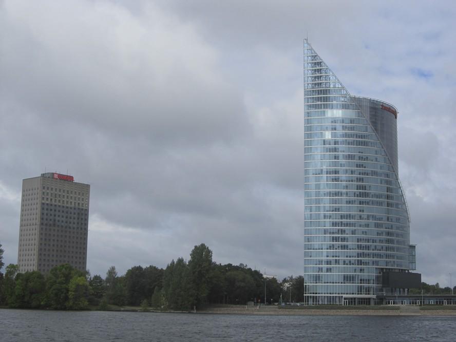 Riga: вулицями міста