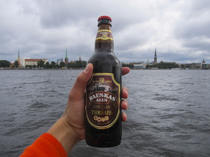 Пиво Рига