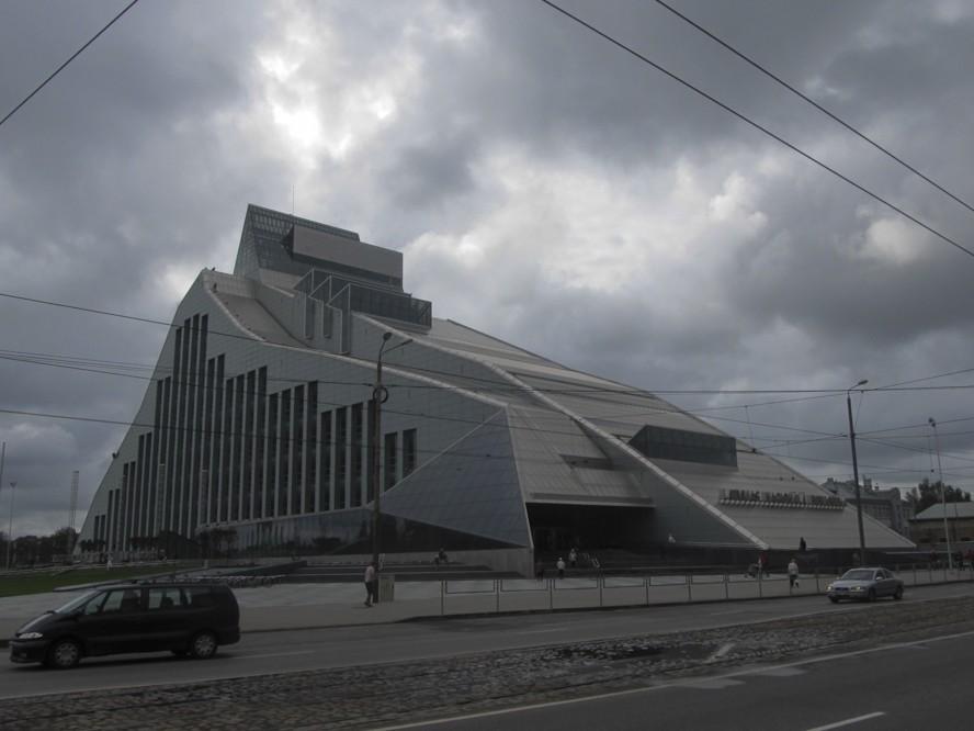 Латвійська національна бібліотека