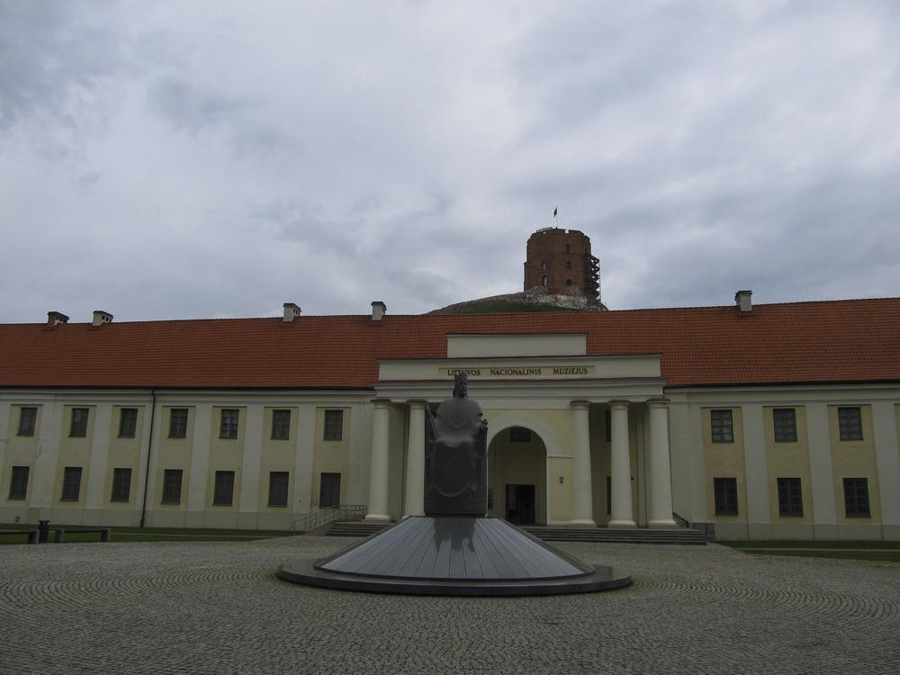 Національний музей і башта Гедиміна