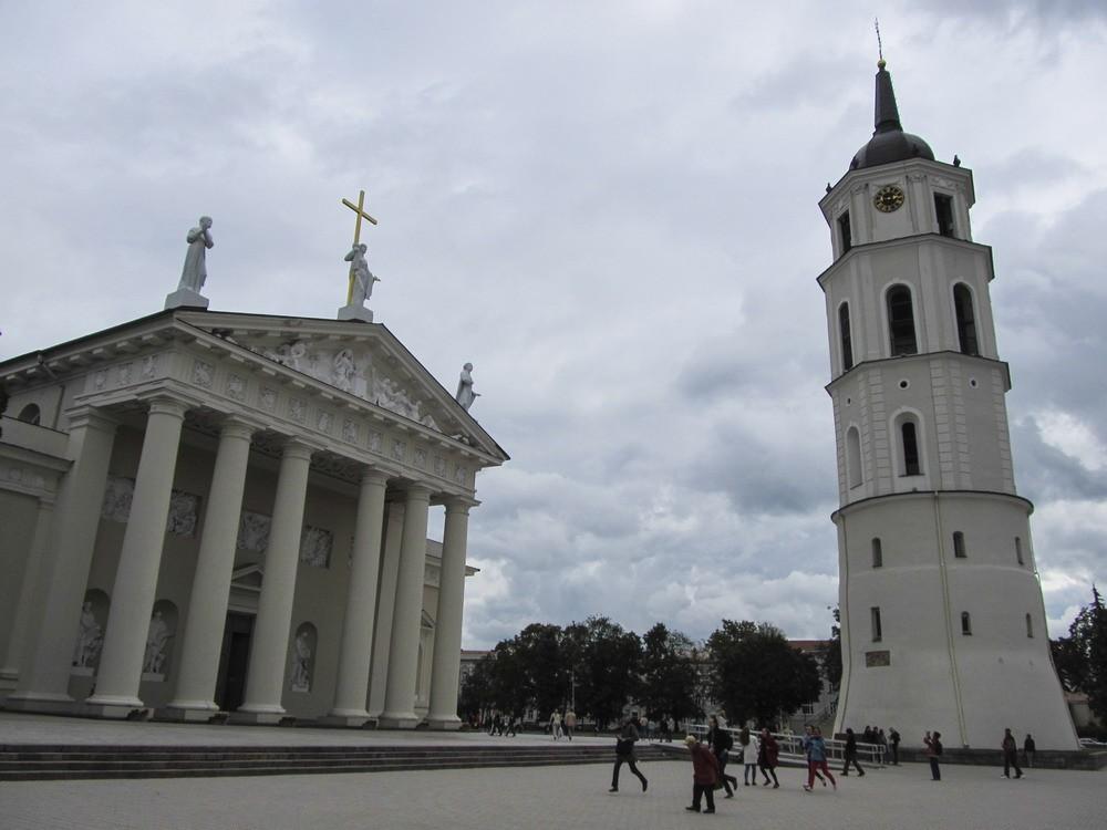 Собор Святого Станіслава Вільнюс