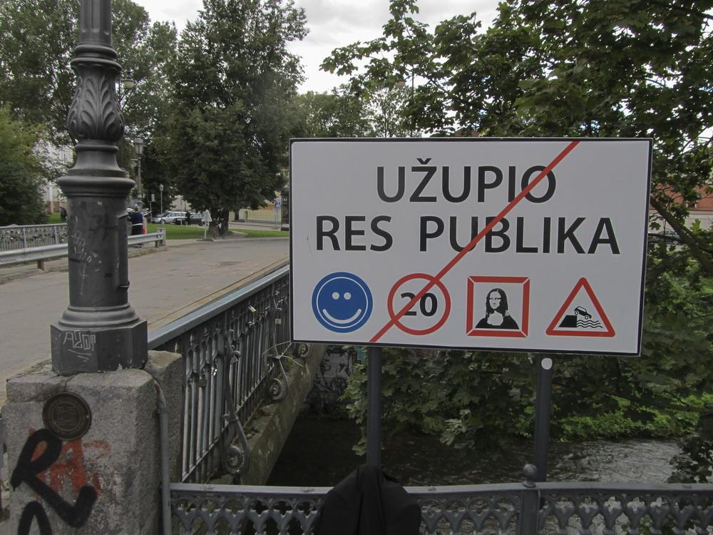 Республіка Ужупіс