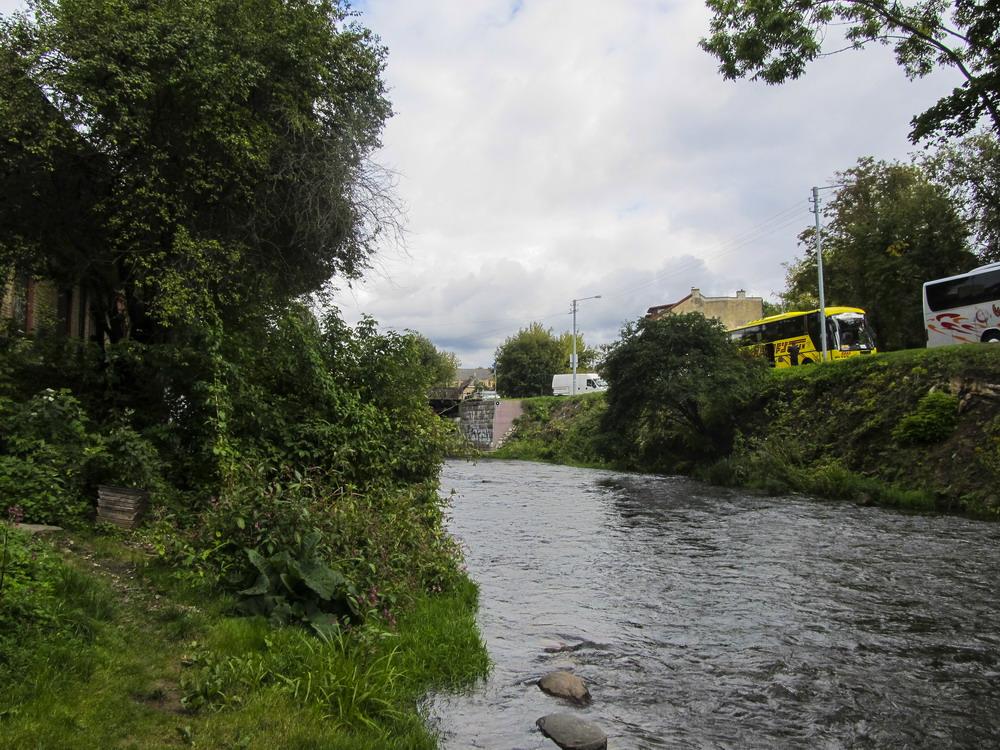 річка Вільна Вільнюс