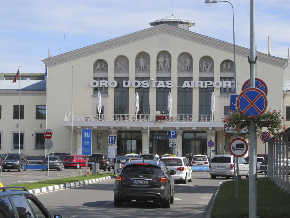 Oro Uostas airport