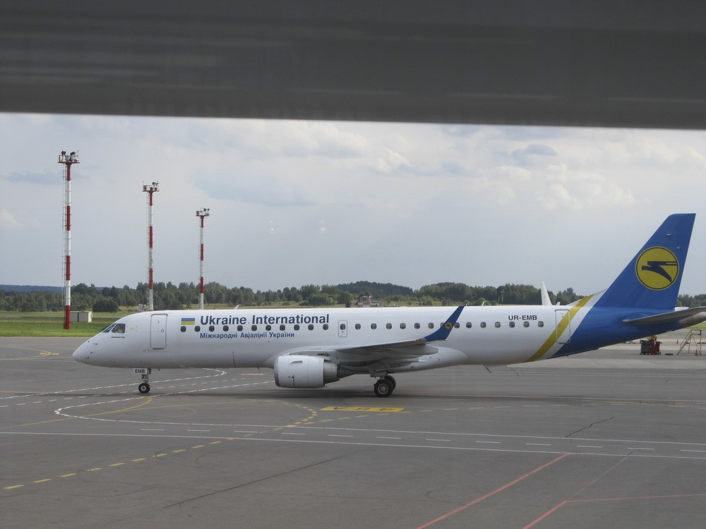 Embraer - 190 МАУ