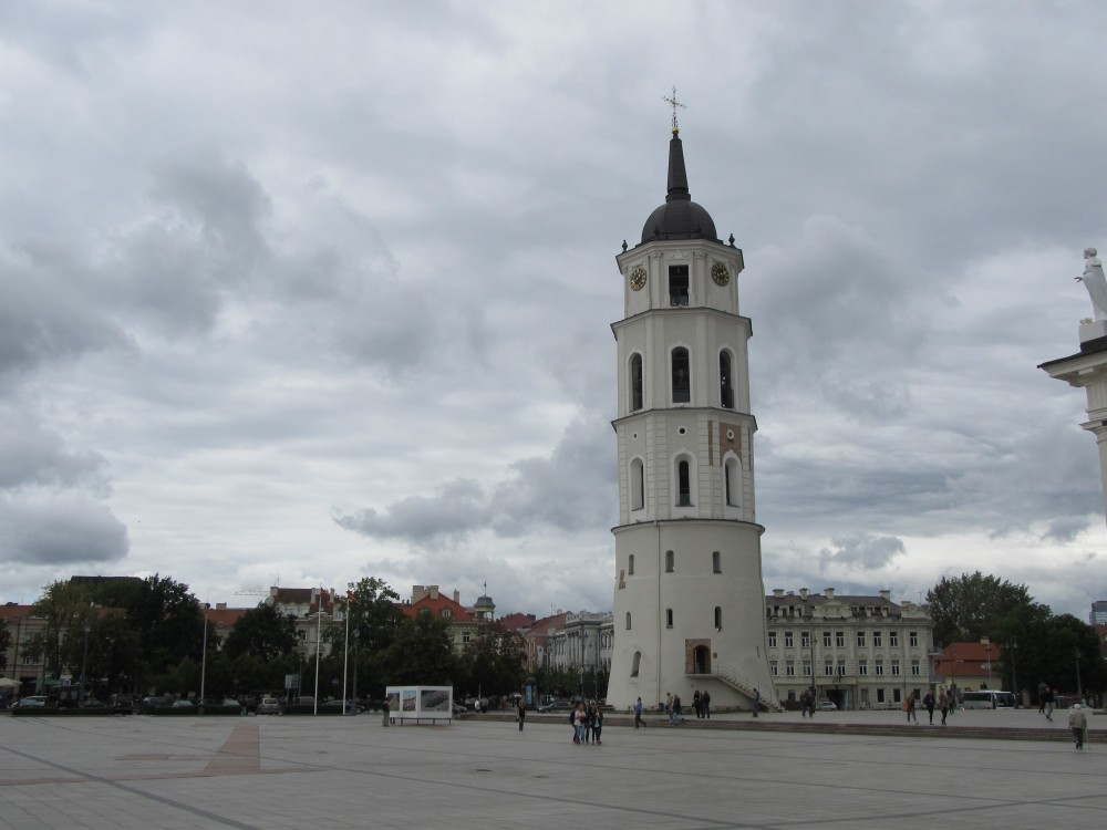 Башта Собору Святого Станіслава Вільнюс