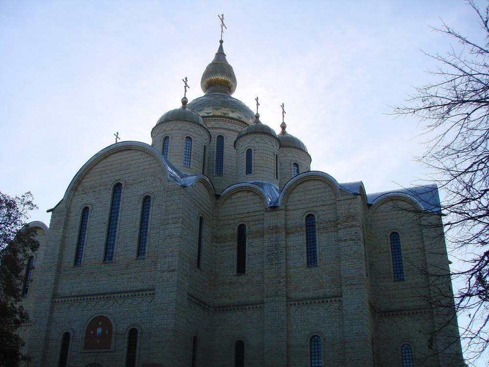 Свято - Михайлівський собор