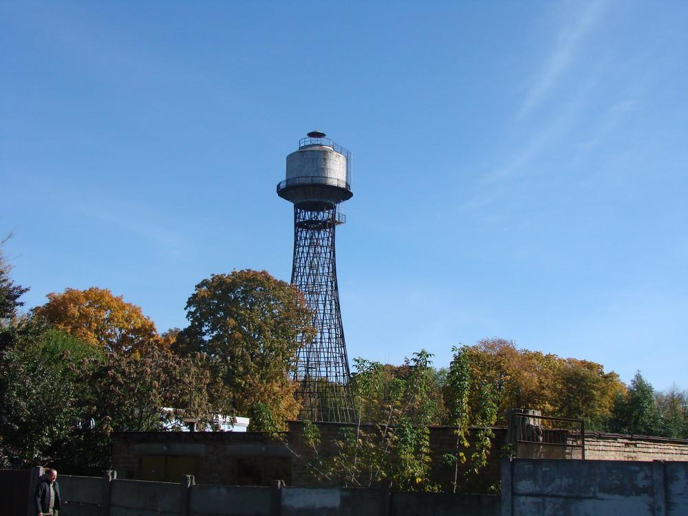 Шухівська вежа Черкаси