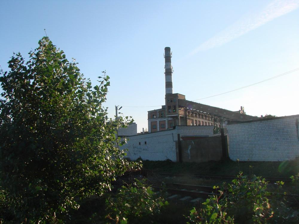 Рафінадний завод
