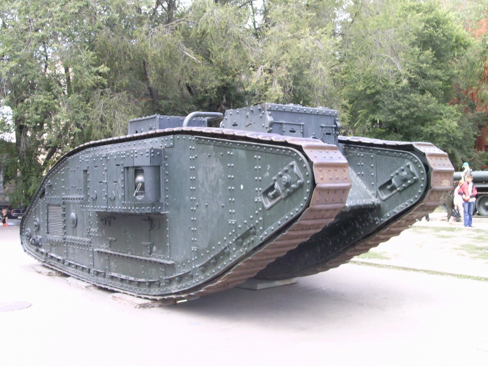 Британський танк Mk.V