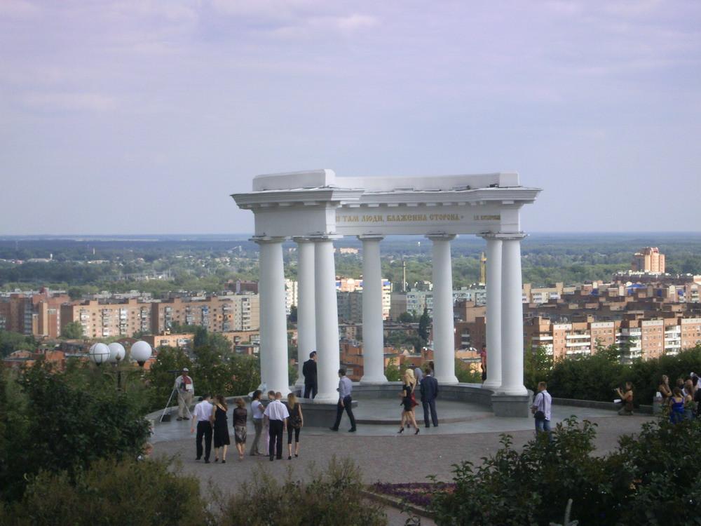 Альтанка Полтава
