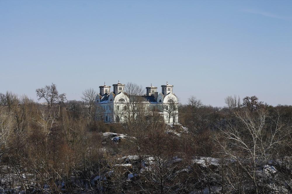 Корсунь - Шевченківський