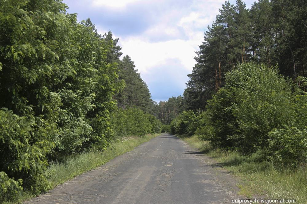 Дорога на Черкаси