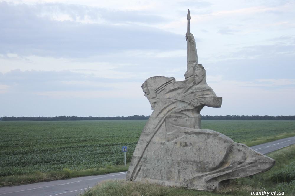 Чорнявка, Чигиринщина, Леськи