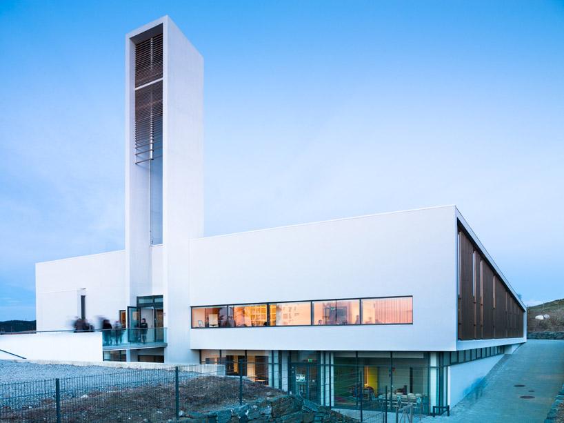 architecture-Froeyland-orstad-church