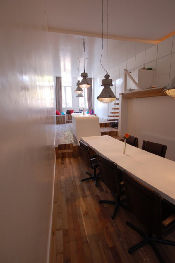 Interesting-Kitchen-Design-By-CUBE-Architecten-Dining-And-Window-Lounge-Area