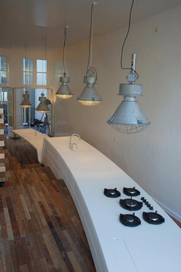 Interesting-Kitchen-Design-By-CUBE-Architecten-Stove