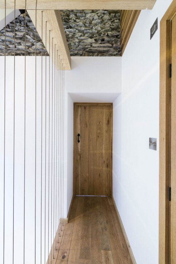 Wooden-Hallway