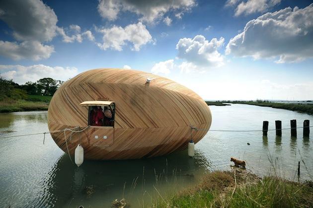 Floating-Wooden-Exbury-Egg-Shelter-1