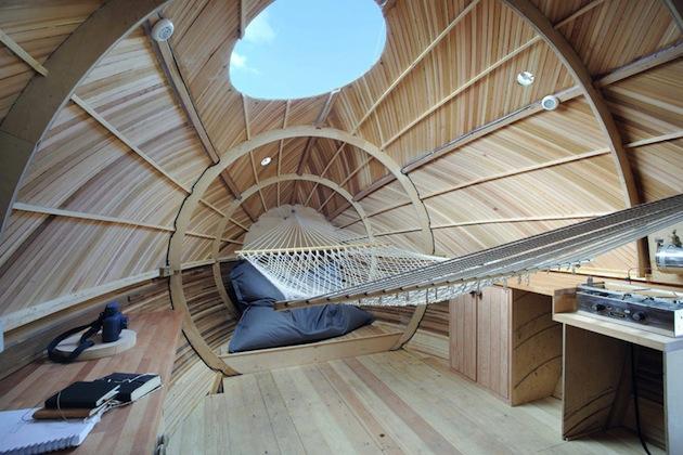 Floating-Wooden-Exbury-Egg-Shelter-3