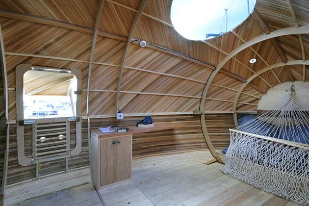 Floating-Wooden-Exbury-Egg-Shelter-4