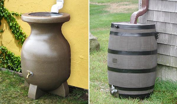 Creative-Gutter-Idea-Barrel-Rainwater-Collectors