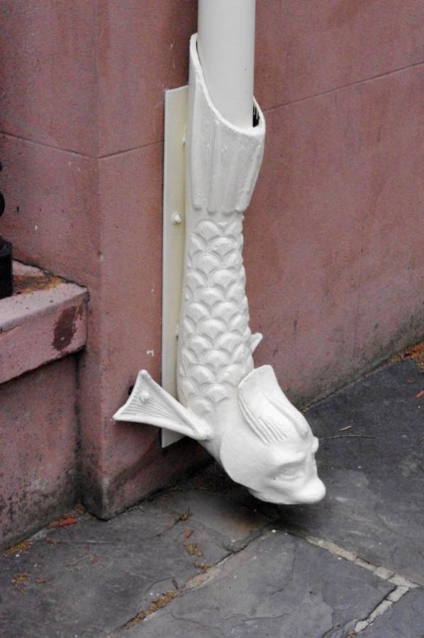 Creative-Gutter-Idea-Koi-Fish-Gutter-Spout