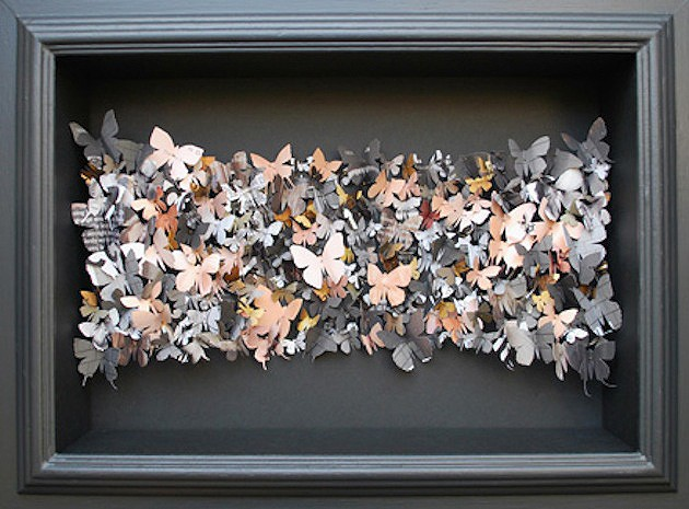 Creative-Paper-Butterfly-Wall-Art-1