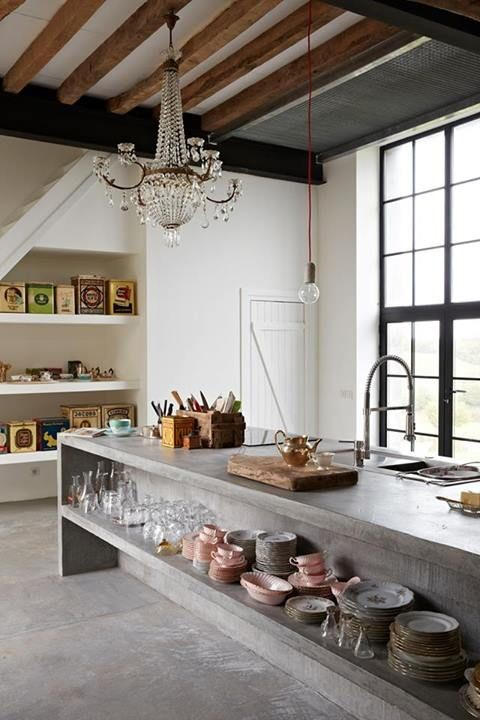 concrete-kitchen-island-remodelista