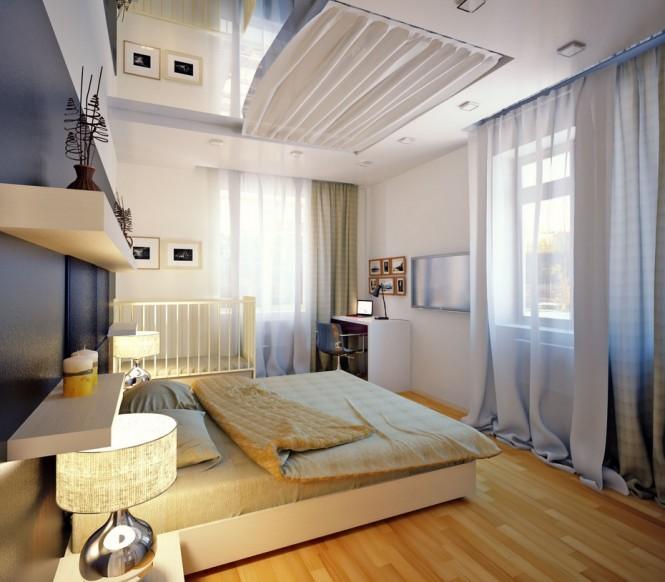 Gray-white-bedroom-665x582