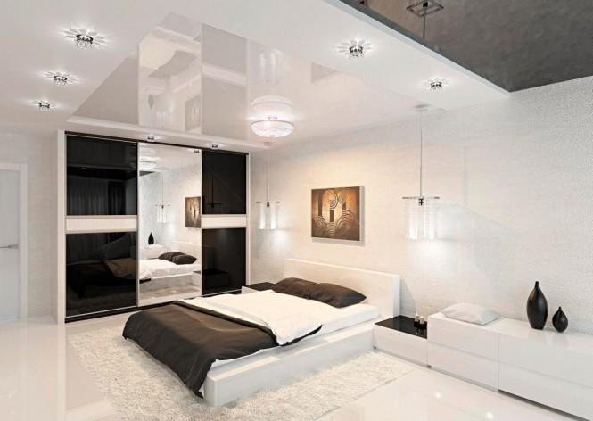 modern-black-and-white-bedroom-665x472